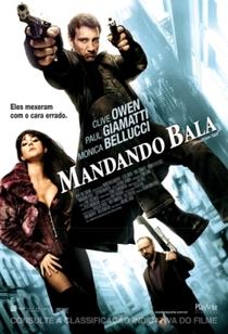 Mandando Bala - Poster / Capa / Cartaz - Oficial 2