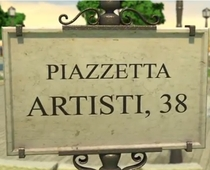Piazzetta Artistas, 38 - Poster / Capa / Cartaz - Oficial 1