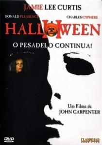 Halloween 2 - O Pesadelo Continua - Poster / Capa / Cartaz - Oficial 2
