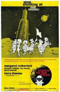O Rato na Lua - Poster / Capa / Cartaz - Oficial 1