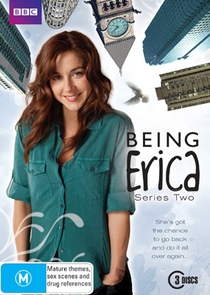 Being Erica (2ª Temporada) - Poster / Capa / Cartaz - Oficial 1