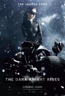 Batman - O Cavaleiro das Trevas Ressurge - Poster / Capa / Cartaz - Oficial 13