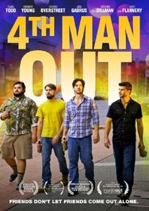 Fourth Man Out - Poster / Capa / Cartaz - Oficial 2