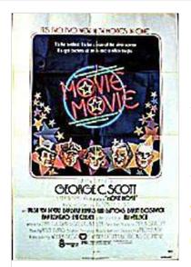 Movie Movie, a Dupla Emoção - Poster / Capa / Cartaz - Oficial 1