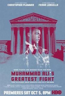 A Grande Luta De Muhammad Ali - Poster / Capa / Cartaz - Oficial 1