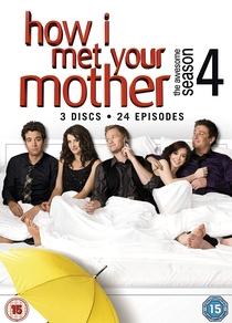 How I Met Your Mother (4ª Temporada) - Poster / Capa / Cartaz - Oficial 2