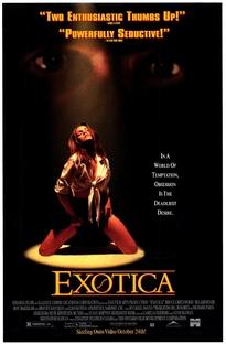 Exótica - Poster / Capa / Cartaz - Oficial 1
