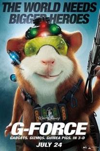 Força G - Poster / Capa / Cartaz - Oficial 5