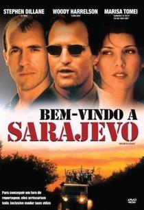Bem Vindo a Sarajevo - Poster / Capa / Cartaz - Oficial 9