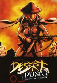 Desert Punk - Poster / Capa / Cartaz - Oficial 1
