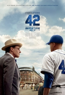 42 - A História de uma Lenda - Poster / Capa / Cartaz - Oficial 3