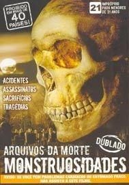 Arquivos da Morte - Monstruosidades - Poster / Capa / Cartaz - Oficial 1