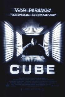 Cubo - Poster / Capa / Cartaz - Oficial 3