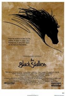 O Corcel Negro - Poster / Capa / Cartaz - Oficial 1