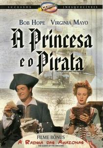 A Princesa e o Pirata - Poster / Capa / Cartaz - Oficial 4