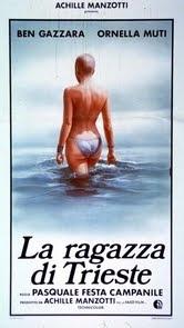 A Garota de Trieste - Poster / Capa / Cartaz - Oficial 2
