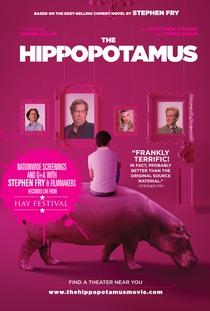 The Hippopotamus - Poster / Capa / Cartaz - Oficial 1