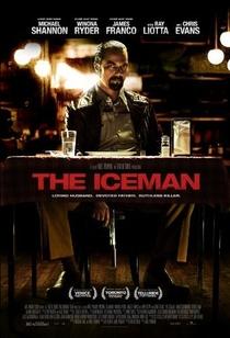 O Homem de Gelo - Poster / Capa / Cartaz - Oficial 5
