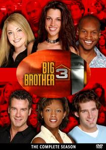 Big Brother US (3ª Temporada) - Poster / Capa / Cartaz - Oficial 1