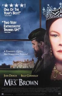 Sua Majestade, Mrs. Brown - Poster / Capa / Cartaz - Oficial 2
