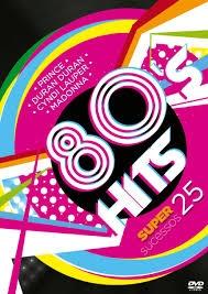 80 Hits - 25 Super Sucessos - Poster / Capa / Cartaz - Oficial 1