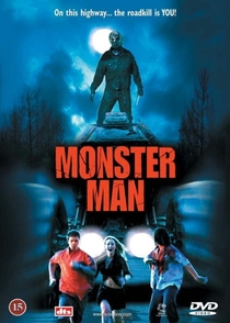 Monster Man - Poster / Capa / Cartaz - Oficial 3
