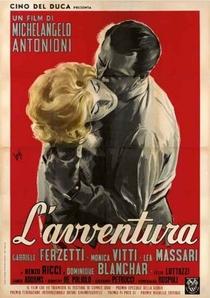 A Aventura - Poster / Capa / Cartaz - Oficial 5