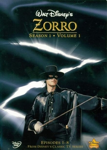 Zorro (1ª Temporada) - Poster / Capa / Cartaz - Oficial 5