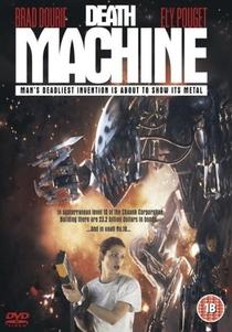 A Máquina da Morte - Poster / Capa / Cartaz - Oficial 2