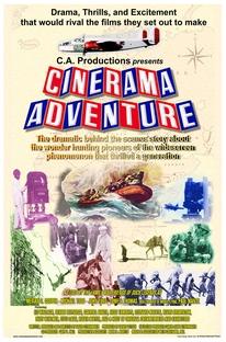 Cinerama Adventure - Poster / Capa / Cartaz - Oficial 1