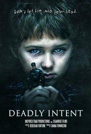 Deadly Intent - Poster / Capa / Cartaz - Oficial 1