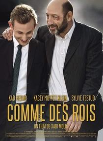 Comme des rois - Poster / Capa / Cartaz - Oficial 1
