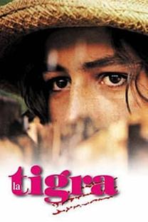 A Tigresa - Poster / Capa / Cartaz - Oficial 1