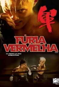 Fúria Vermelha - Poster / Capa / Cartaz - Oficial 1
