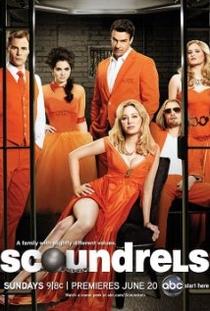 Scoundrels (1ª Temporada) - Poster / Capa / Cartaz - Oficial 1