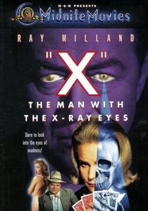 O Homem dos Olhos de Raio-X - Poster / Capa / Cartaz - Oficial 2