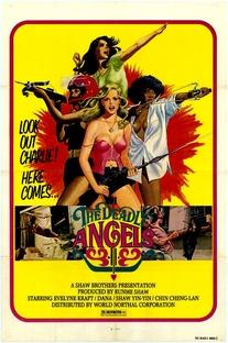 Deadly Angels - Poster / Capa / Cartaz - Oficial 2