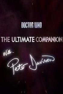 Doctor Who: The Ultimate Companion - Poster / Capa / Cartaz - Oficial 1