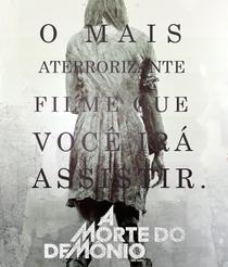 A Morte do Demônio - Poster / Capa / Cartaz - Oficial 11