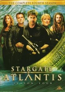 Stargate Atlantis (4ª Temp.) - Poster / Capa / Cartaz - Oficial 1