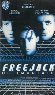 Freejack: Os Imortais - Poster / Capa / Cartaz - Oficial 2