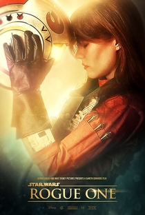 Rogue One: Uma História Star Wars - Poster / Capa / Cartaz - Oficial 4