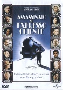 Assassinato no Expresso Oriente - Poster / Capa / Cartaz - Oficial 5