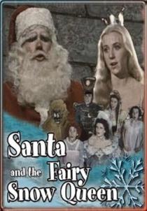 Santa and the Fairy Snow Queen - Poster / Capa / Cartaz - Oficial 1