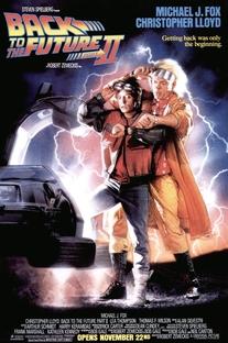 De Volta Para o Futuro - Parte II - Poster / Capa / Cartaz - Oficial 2