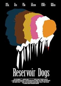 Cães de Aluguel - Poster / Capa / Cartaz - Oficial 7