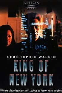 O Rei de Nova York - Poster / Capa / Cartaz - Oficial 2