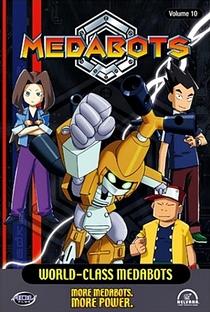 Medabots (2ª Temporada) - Poster / Capa / Cartaz - Oficial 5
