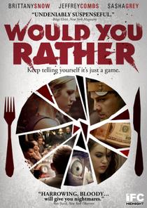 Would You Rather - Poster / Capa / Cartaz - Oficial 7