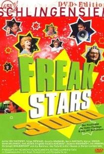 Freakstars 3000 - Poster / Capa / Cartaz - Oficial 1